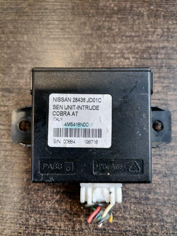Блок иммобилайзера Nissan Qashqai 2010 J10 2.0 28436JD01C контрактная