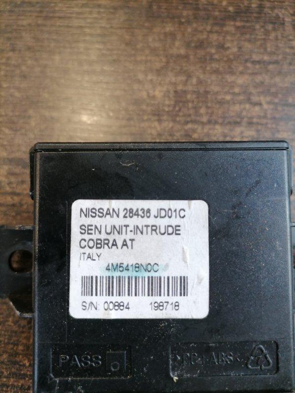 Блок иммобилайзера Nissan Qashqai J10 2.0