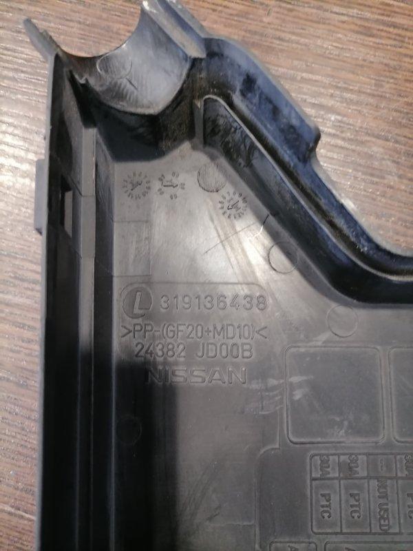 Крышка блока предохранителей Nissan Qashqai J10 2.0