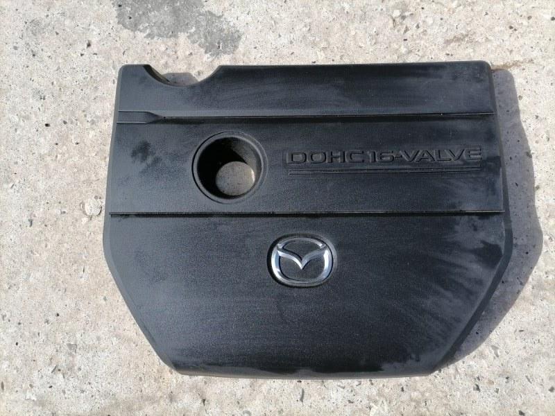 Крышка ДВС декоративная Mazda Mazda6 2010 GH LF96102F0C контрактная