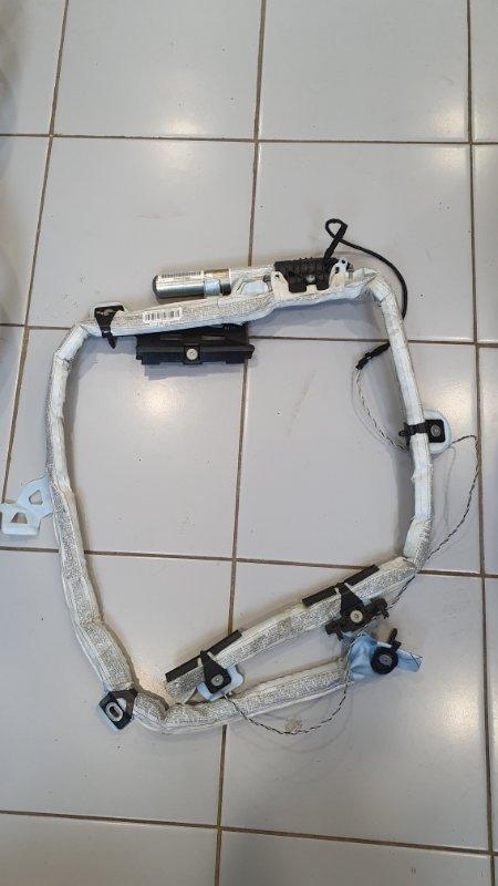Шторка безопасности правая BMW 3-Series 2005-2008 E90 2.0 N43 72126966646 контрактная
