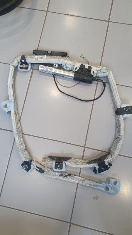 Шторка безопасности левая BMW 3-Series 2006-2010 E90 2.0 N43 72126966645 контрактная