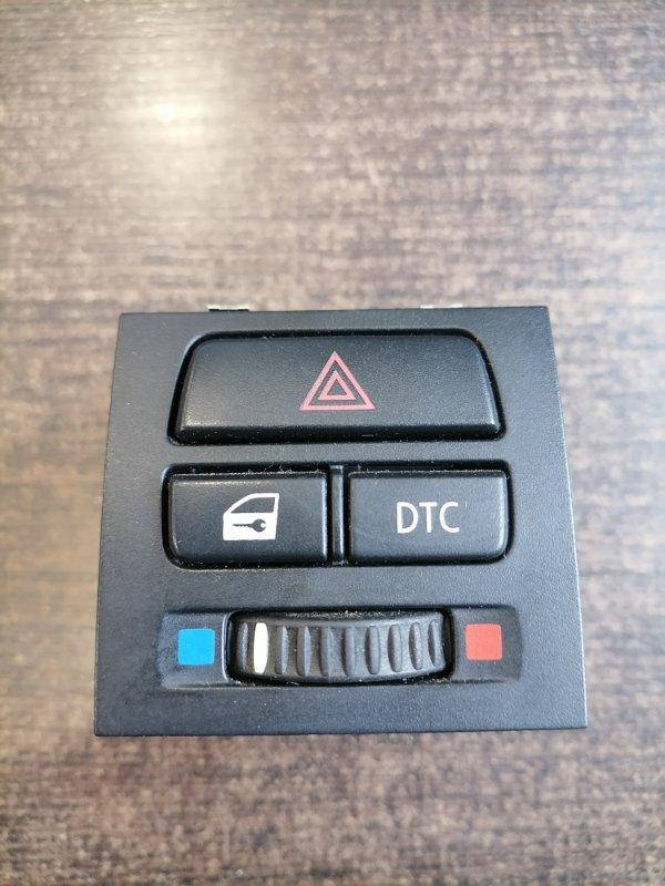 Кнопка аварийной сигнализации BMW 3-Series 2005-2008 E90 2.0 N43 61319132421 контрактная