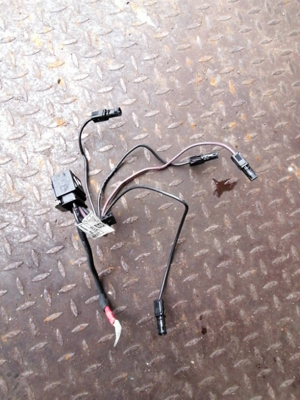 Жгут проводов предпускового подогрева BMW 4-Series 2013- F32 12518588448 контрактная