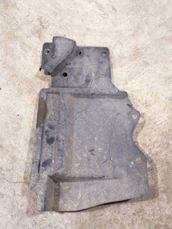 Защита двигателя правая Qashqai 2010 J10 2.0