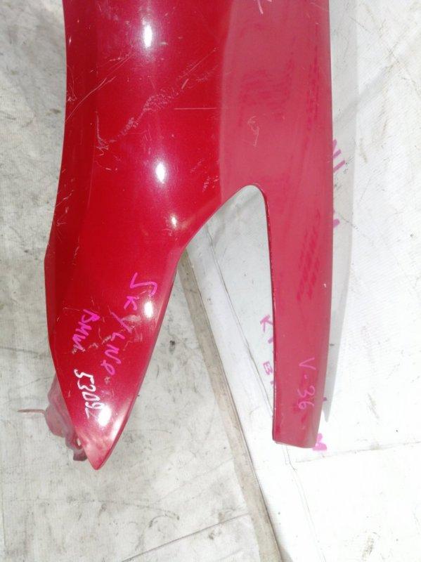 Крыло переднее правое G35 V36 VQ35HR