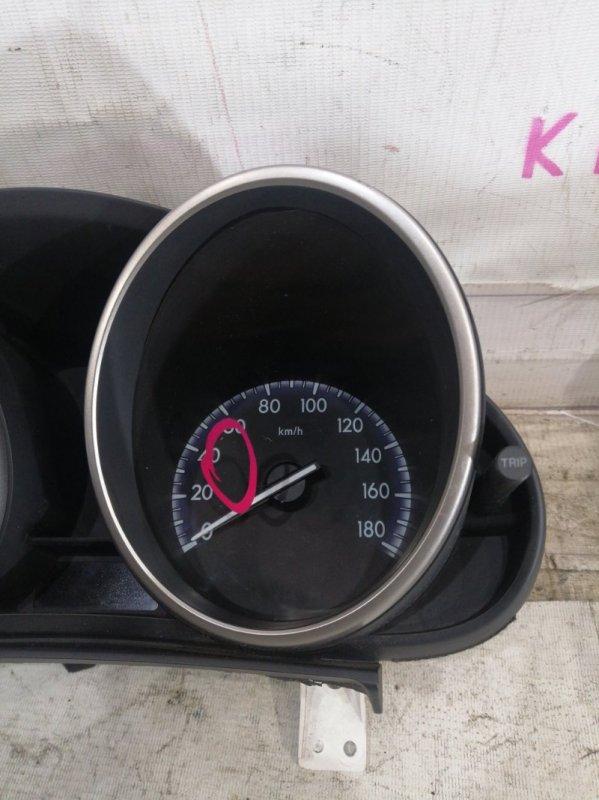 Панель приборов Mazda 3 bl