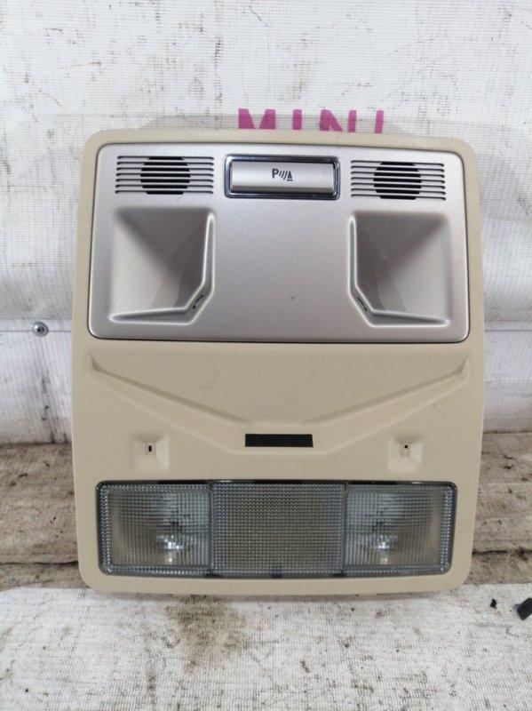 Плафон освещения передний jaguar XF 2011 cc9 AJ30 8X23-MBBV-B контрактная