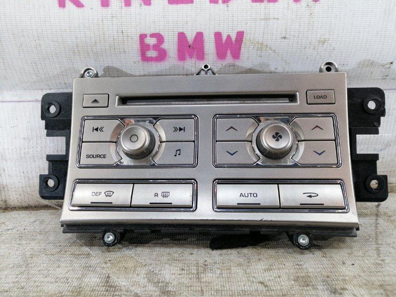 Панель управления кондиционером jaguar XF 2011 cc9 AJ30 8X2318C858BG контрактная