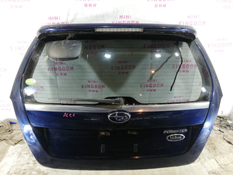 Крышка багажника Subaru FORESTER sg5 60809SA000 контрактная
