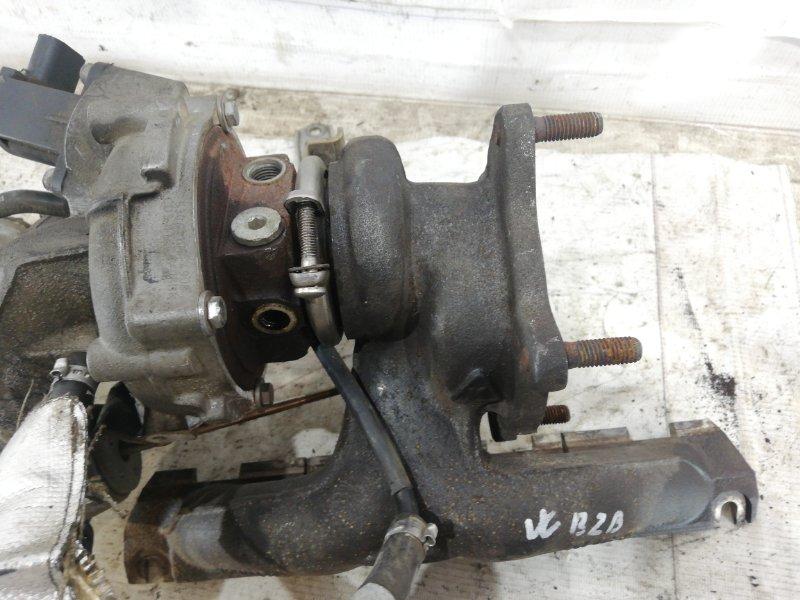 Турбина passat 2009 b6 variant BZB