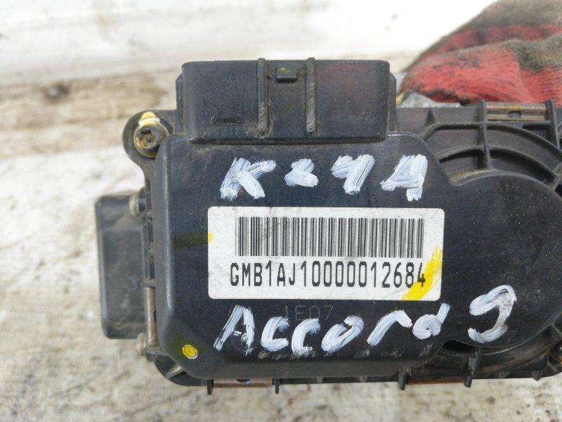 Дросельная заслонка accord 7 k24a