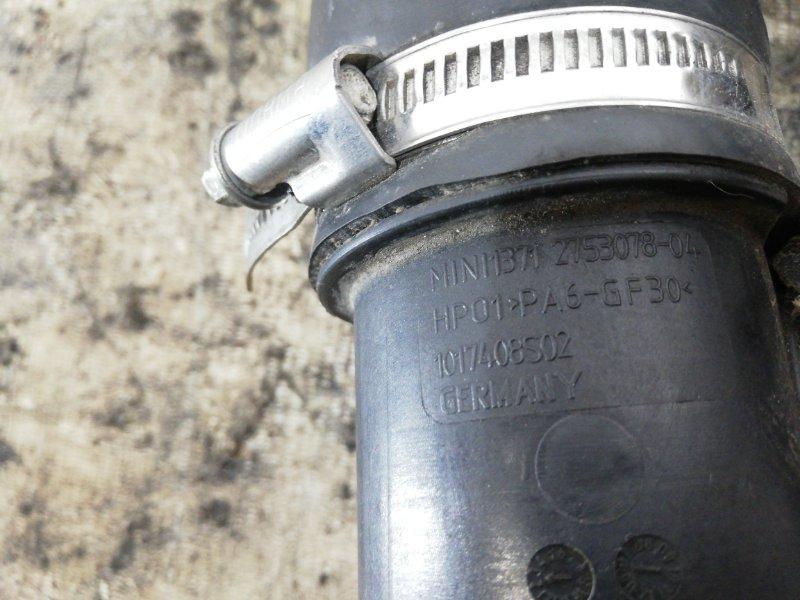 Патрубок Cooper S 2007 R56 N14