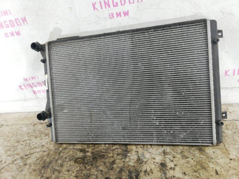 Радиатор ДВС Volkswagen passat 2009 b6 variant BZB 1k0121251l контрактная
