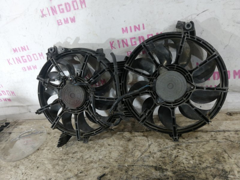 Вентилятор Infiniti G35 V36 VQ35HR 21481JK000 контрактная