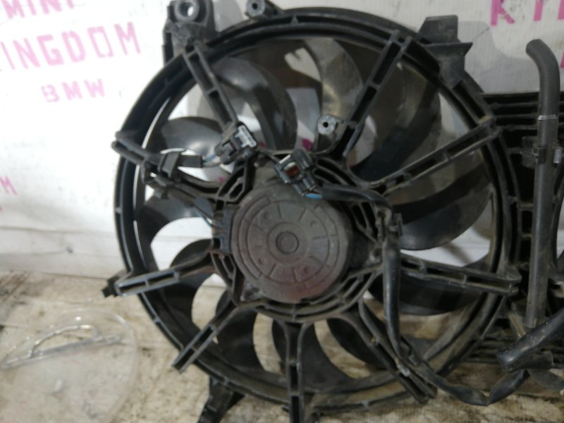 Вентилятор Infiniti G35 V36 VQ35HR