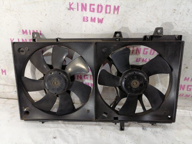 Вентилятор радиатора Subaru FORESTER sg5 контрактная