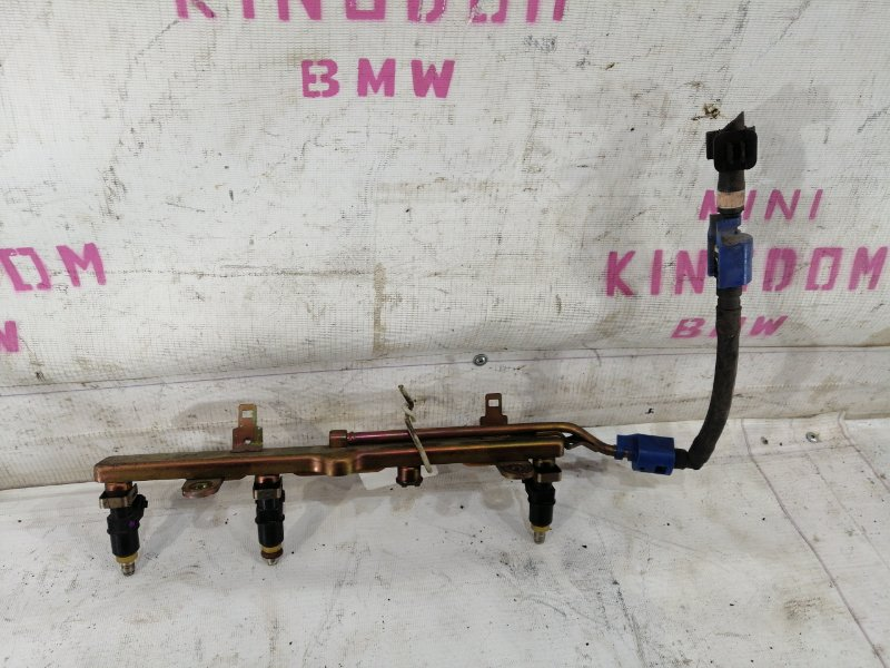 Топливная рейка Honda accord 7 k24a 16620RAAA01 контрактная