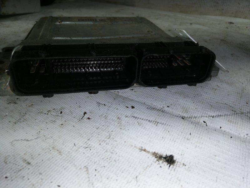 Блок управления двигателем Infiniti FX35 1G VQ35DE
