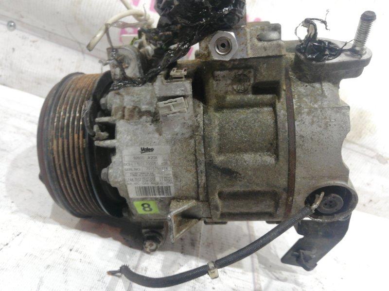 Компрессор кондиционера Infiniti G35 V36 VQ35HR 92600jk20a контрактная