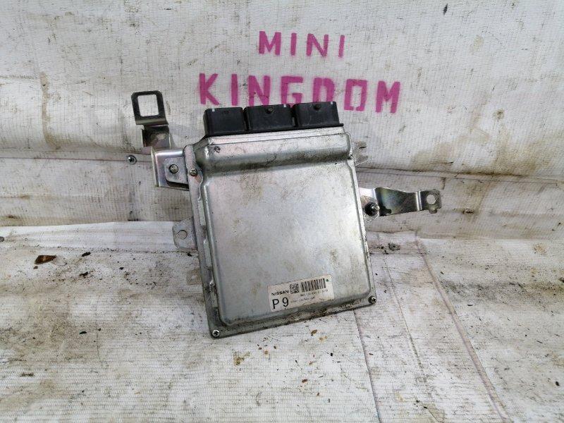 Блок управления двигателем Infiniti G35 V36 VQ35HR MEC100-620b18115 контрактная
