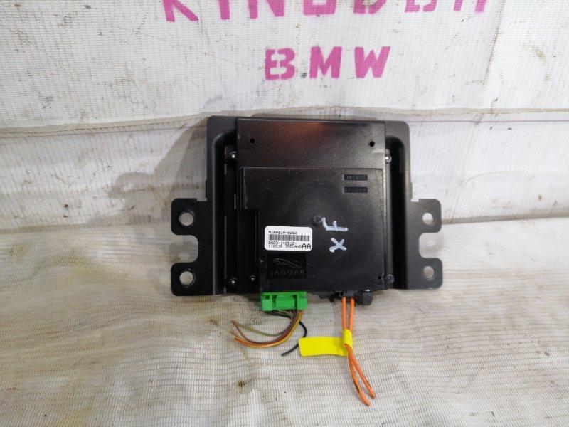 Блок управления аудио jaguar XF 2011 cc9 AJ30 8X2314C512AA контрактная
