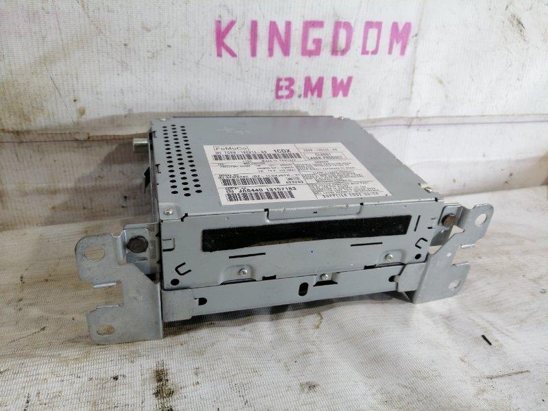 CD-чейнджер jaguar XF 2011 cc9 AJ30 7G9N18C815NB контрактная