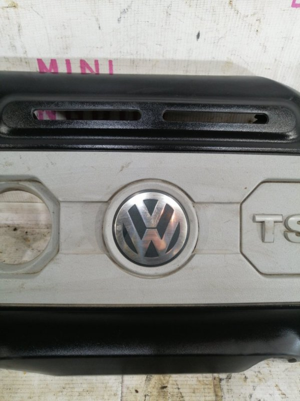 Крышка двигателя Volkswagen passat b6 variant BZB