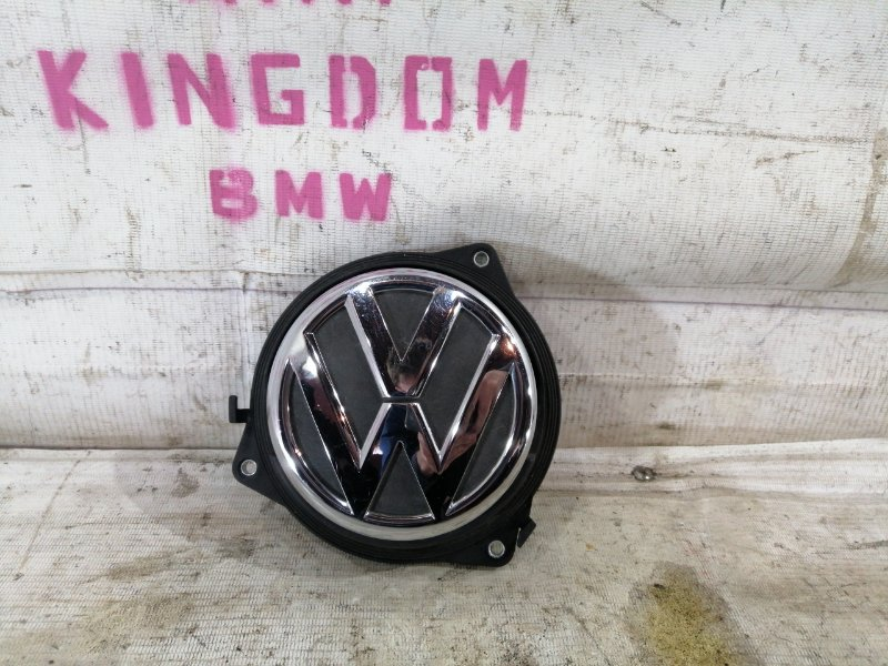 Ручка багажника Volkswagen POLO 2012 V GTI хэтчбек CAV 6r6827469b контрактная
