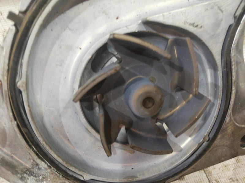 Помпа Mazda 3 bl Z6