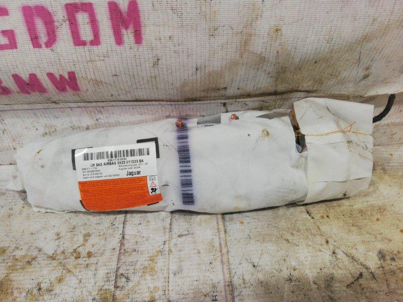 Подушка безопасности левая jaguar XF 2011 cc9 AJ30 C2D10437 контрактная