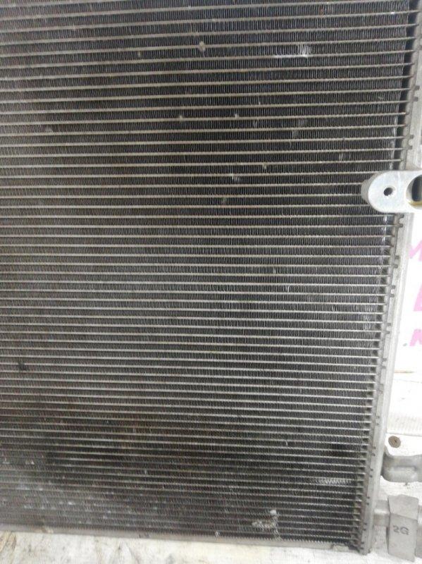 Радиатор кондиционера A6 C6 AUK