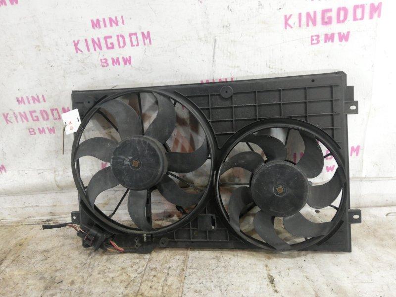 Вентилятор Volkswagen passat 2012 B7 variant 1.4 1K0959455EA контрактная