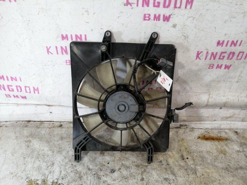 Вентилятор радиатора кондиционера правый Honda accord 7 k24a 38611RBB003 контрактная