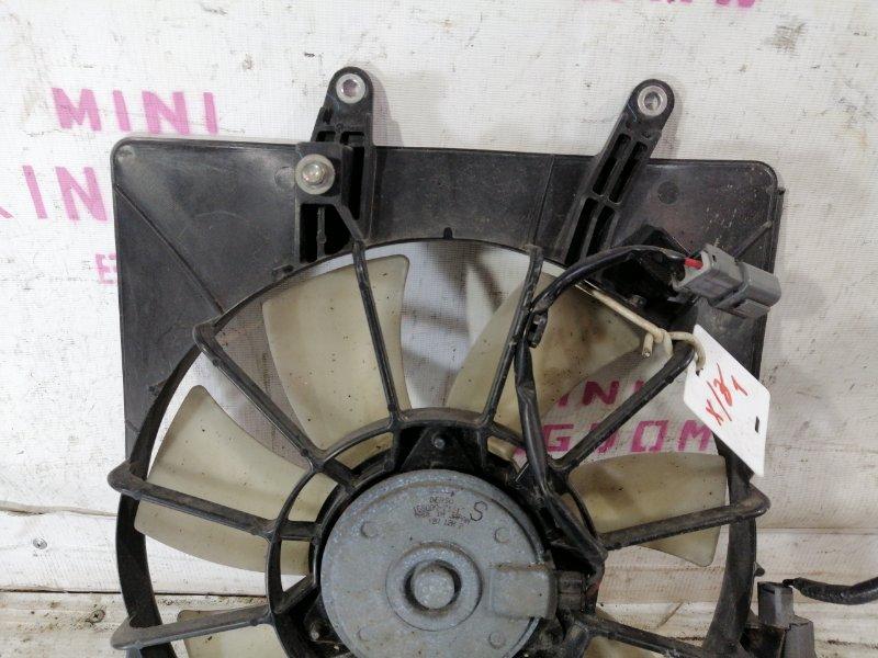 Вентилятор радиатора кондиционера правый Honda accord 7 k24a