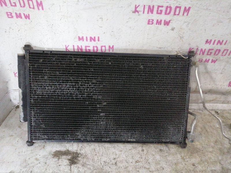 Радиатор кондиционера Honda accord 7 k24a 80110SEA013 контрактная