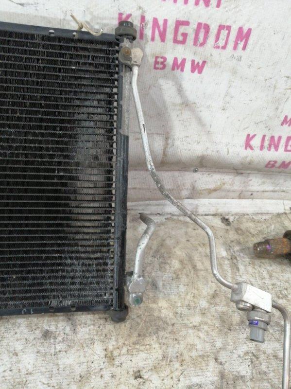 Радиатор кондиционера accord 7 k24a
