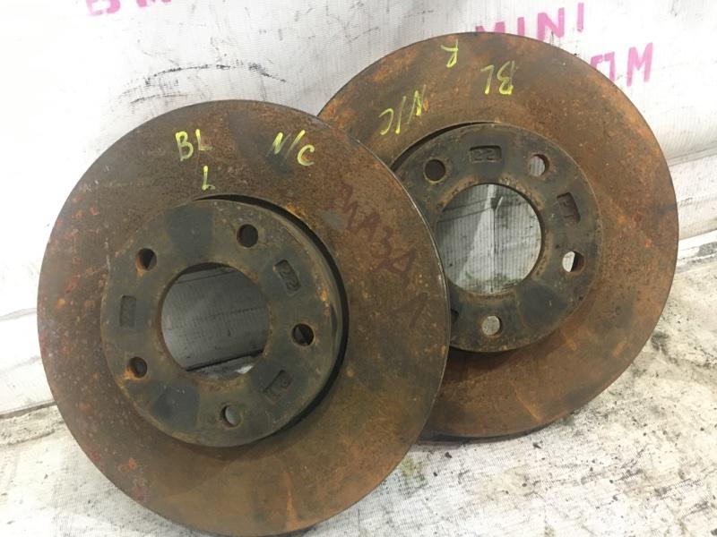 Тормозной диск передний Mazda 3 2003-2010 bl Z6 C24Y3325XB контрактная