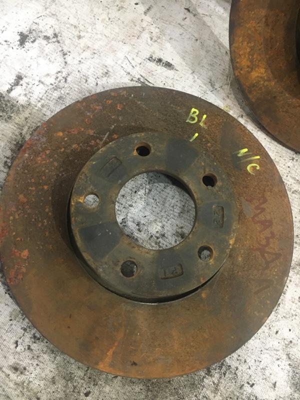 Тормозной диск передний 3 2003-2010 bl Z6