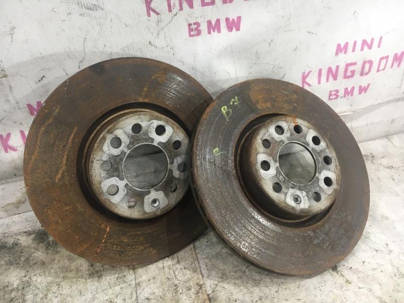 Тормозной диск передний Volkswagen passat 2012 B7 variant 1.4 1K0615301AA контрактная