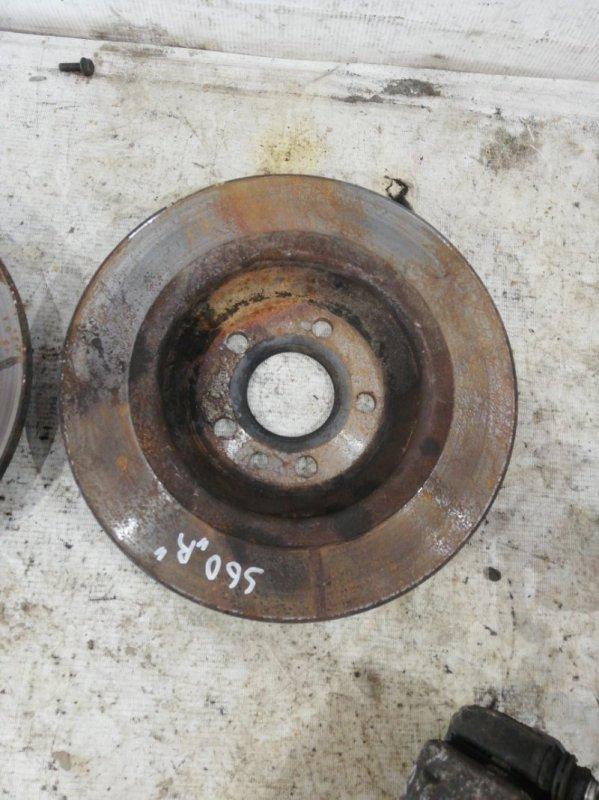 Тормозной диск задний Volvo S60 Y20 B4164T