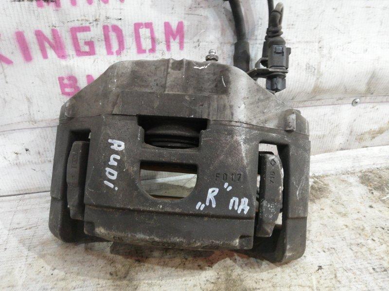 Суппорт тормозной передний правый AUDI A6 C6 AUK 8E0615124B контрактная