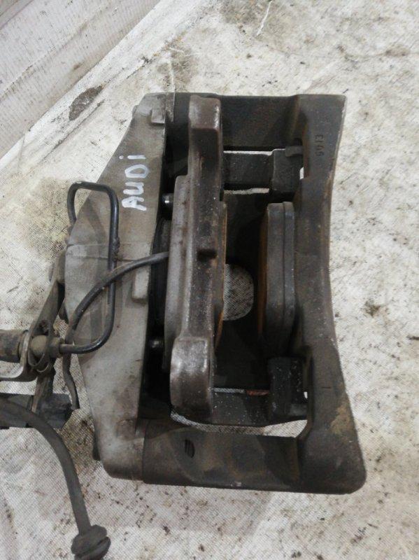 Суппорт тормозной передний правый A6 C6 AUK