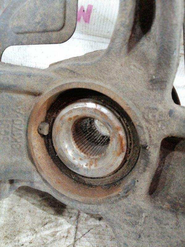 Поворотный кулак передний левый S60 2011 Y20 B4164T