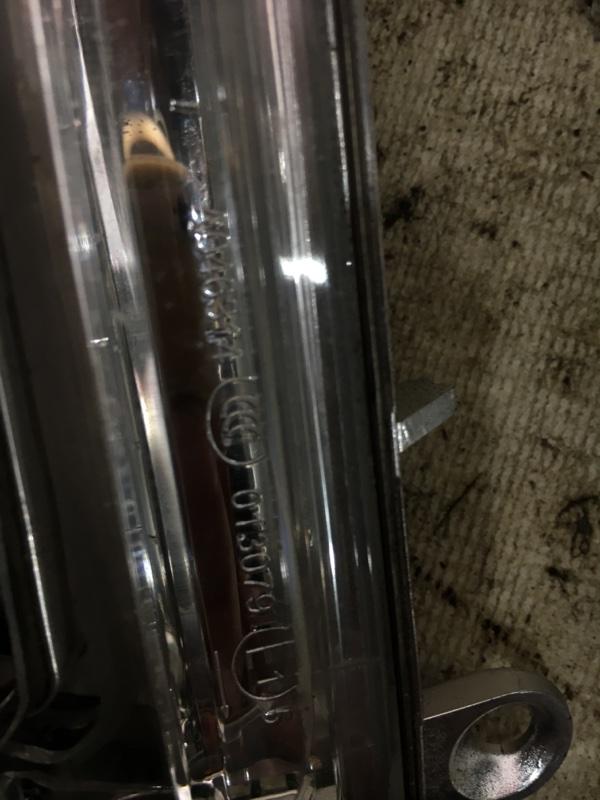 Поворотник в зеркало правый 1-Series 2012 F20 N13B16A