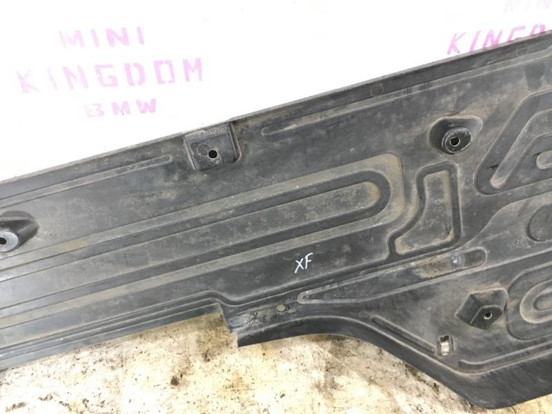 Защита двигателя передняя правая jaguar XF cc9 AJ30