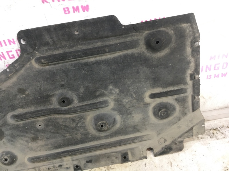 Защита двигателя левая 3-Series 2007 E92 N46B20