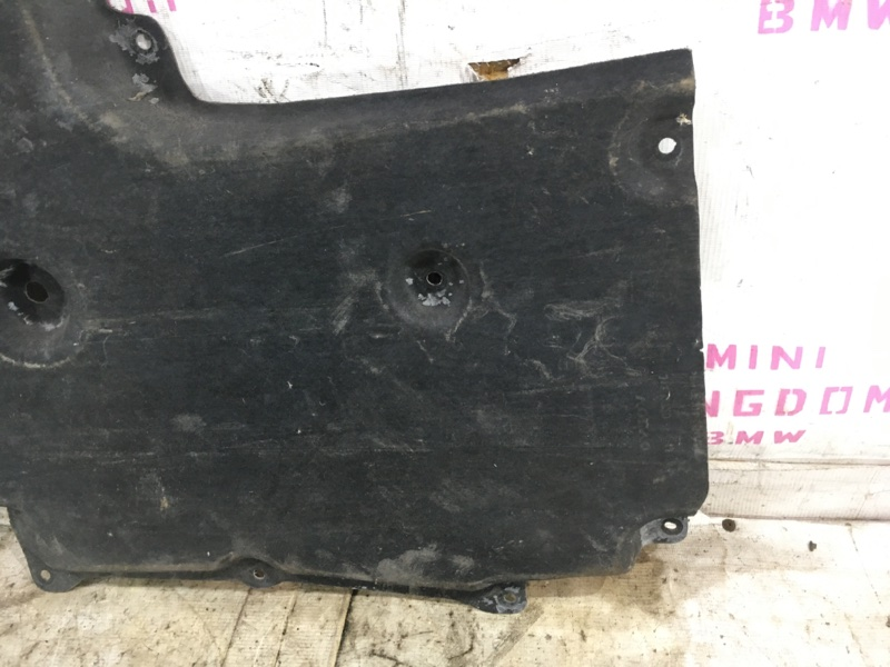 Защита двигателя левая S60 2011 Y20 B4164T