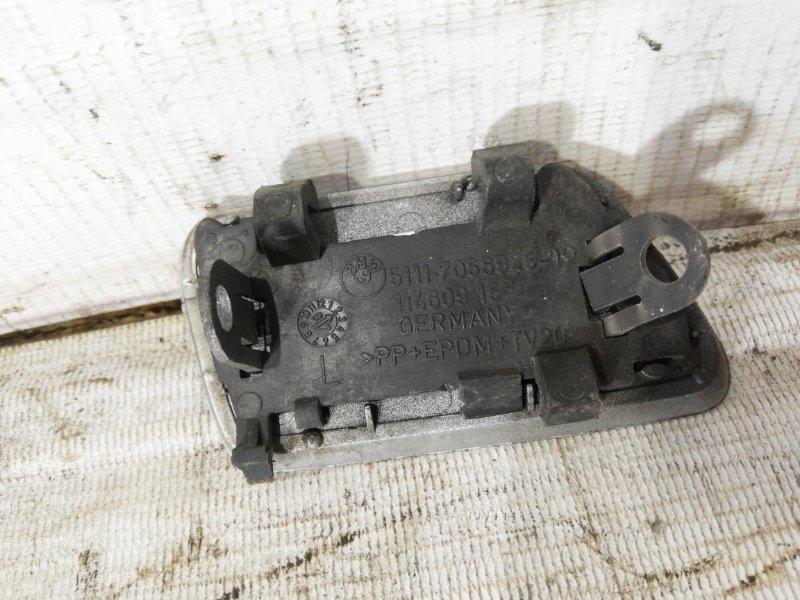 Крышка омывателя фары передняя левая BMW 5-Series E60