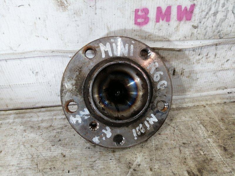 Ступица задняя MINI Countryman 2013 R60 N18B16A 33409806302 контрактная